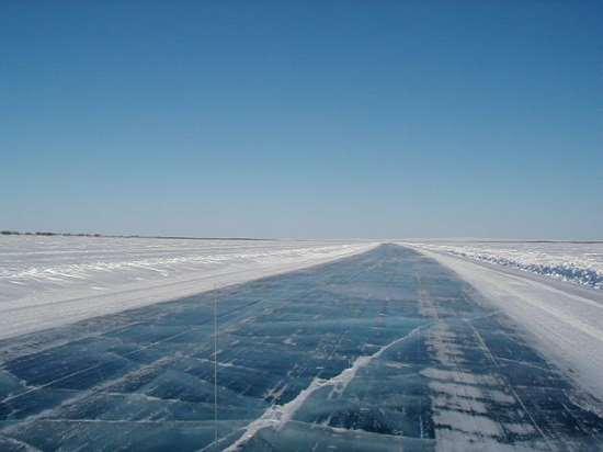 Ледяные дороги