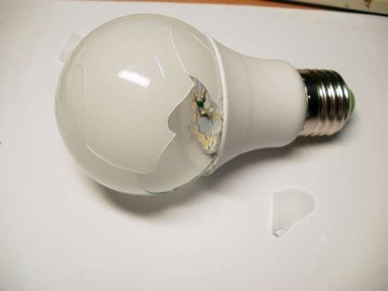 Как разобрать лампы: светодиодные, люминесцентные, накаливания