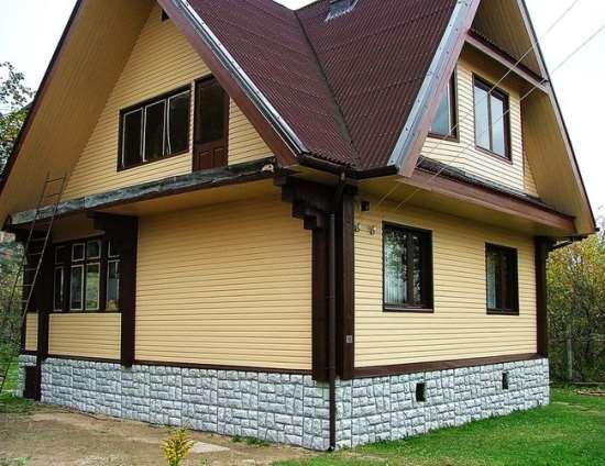 Сайдинг: основные виды для защиты и преображения фасада дома