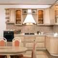 Основные признаки классической кухни