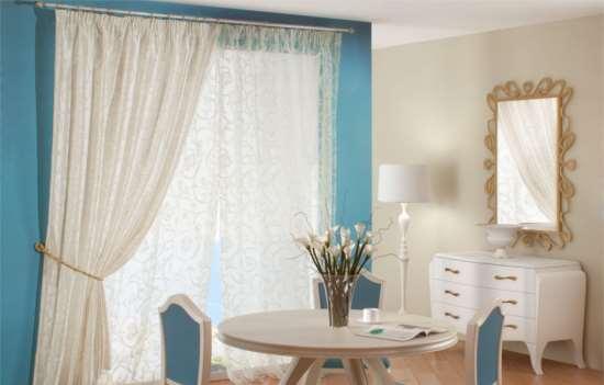 Оригинальное и удобное решение: готовые комплекты штор для различных помещений