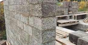 Арболит как материал для загородного малоэтажного строительства