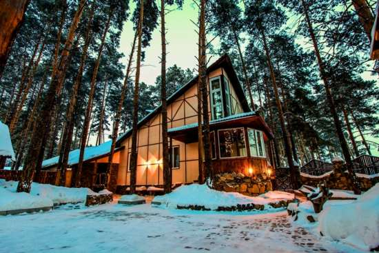 Компания «Благовест инвест»: услуга аренды загородного дома возможна в любое время