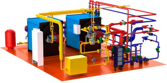 Чем отличается процесс проектирования отопления производственных помещений