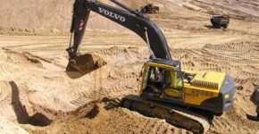 Качественный песок в нужных количествах в городе Самара