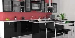 Какие процессы может включать ремонт кухонной мебели
