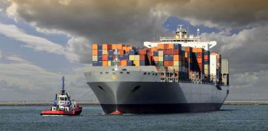 Как может производиться перевозка грузов морским транспортом