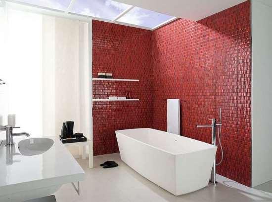 Минимализм: применяем для ванной комнаты