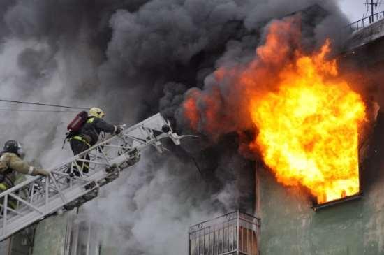 Быстрое спасение от огня и дыма.