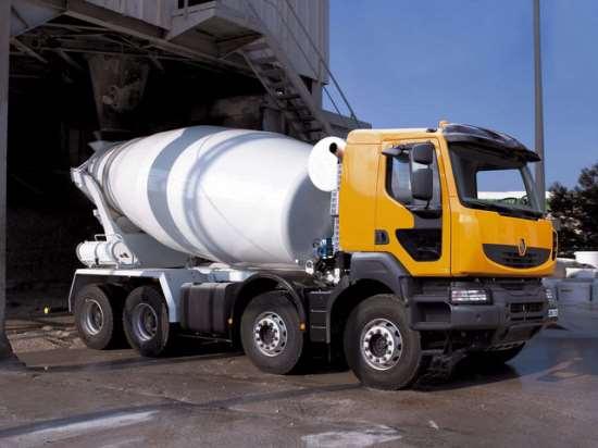 Доставка бетона миксером – проверенное решение для поставок на дальние расстояния