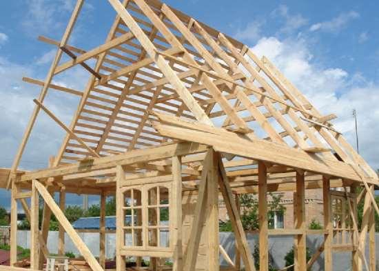 Что используют в строительстве каркасных домов