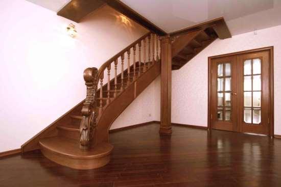 Мир лестниц - ваш выбор, если ищете лестница из сосны к-001м/3, profi  hobby!