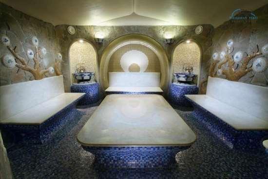 Профессиональное строительство турецких бань
