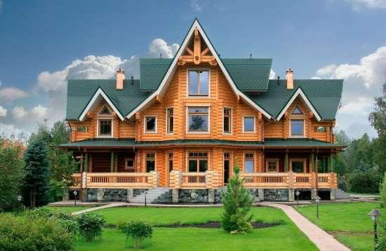 Новое слово в строительстве загородных домов