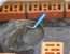 Расход раствора для кирпичной кладки и его приготовление