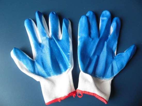 Рабочие перчатки: основные разновидности