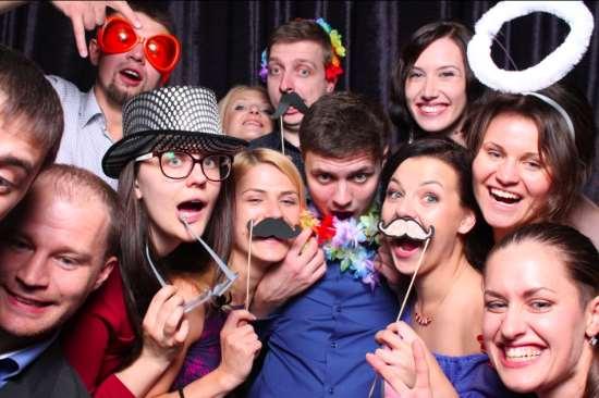 Party Booth – фотобудка, которая дополнит любой праздник