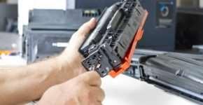 Заправка картриджей принтера важный этап работы