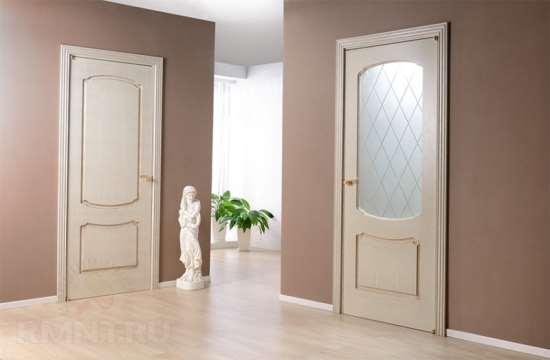 Выбор межкомнатных дверей в тон интерьеру