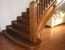 Выбор лестницы из бука для жилого дома