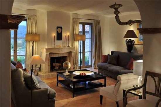 фото дизайн гостиной в итальянском стиле
