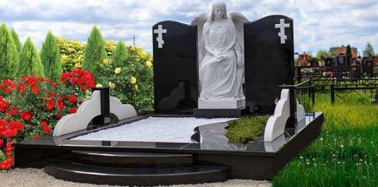Памятник гранита могилу заказать Лампадка из лезниковского гранита Рубцовск
