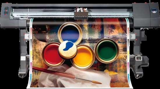 Широкоформатная печать – основа наружной рекламы