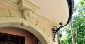 Архи-Домъ – недорогие и оригинальные элементы из архикамня