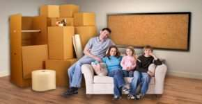 Почему стоит производить квартирный переезд с компанией ДомФорм
