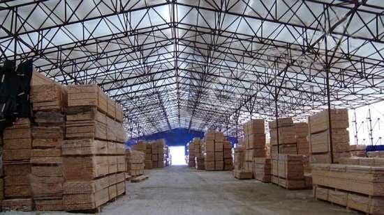 Какие преимущества предусматривает строительство склада