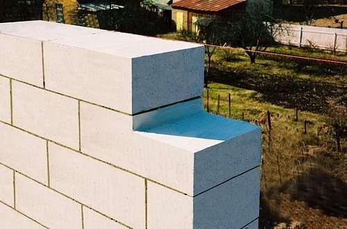 Особенность применения газосиликатных блоков в строительстве