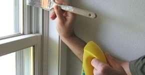 Ремонт деревянных окон – как обновить слой краски