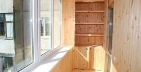 Что важно знать, приступая к процессу внутренней отделки балконов