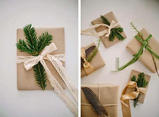 Подарочная упаковка к Новому году – какой вариант предпочесть