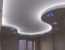 Натяжные потолки на мансарде: преимущества конструктивного решения