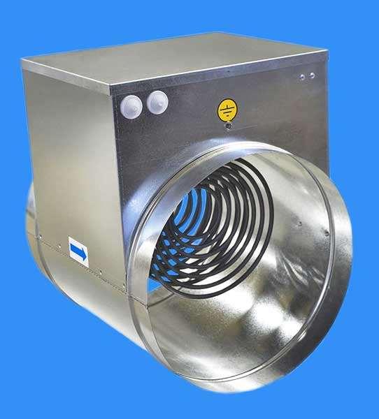 Воздуховоды и канальные вентиляторы от надежного производителя