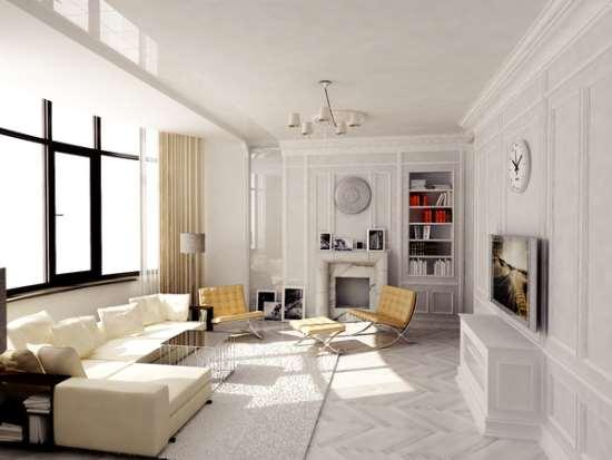 Как правильно подойти к оформлению дизайна трехкомнатной квартиры