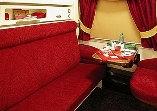 «Гранд-Экспресс» - недорогие билеты на комфортабельный поезд