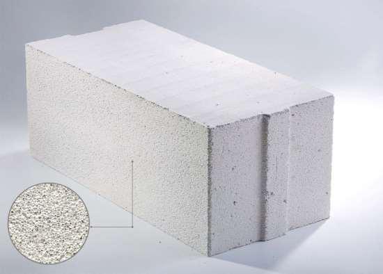 Газобетонные блоки – преимущества стройматериала