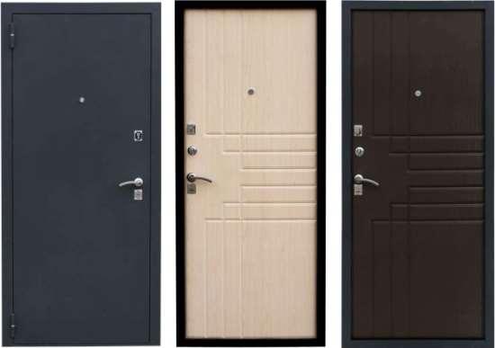 Входные металлические двери – надежная защита любого помещения