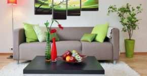 Картины для дома – влияние цвета и сюжета полотен