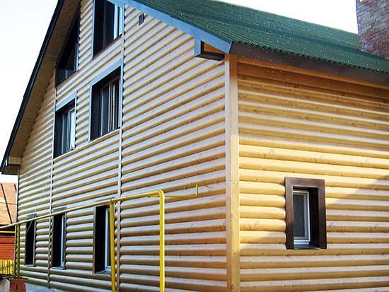 Блок-хаус – качественные  характеристики материала