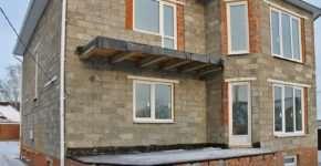 В чем преимущества домов из арболита