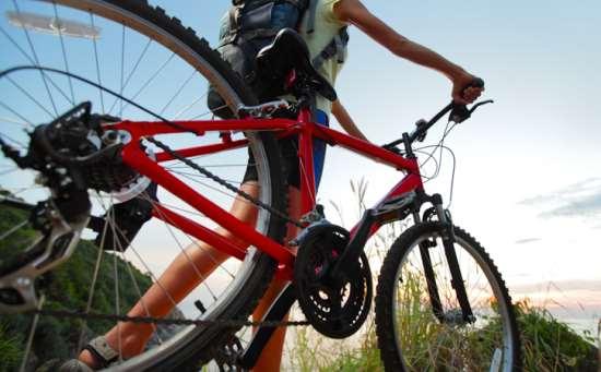 Как правильно хранить велосипед