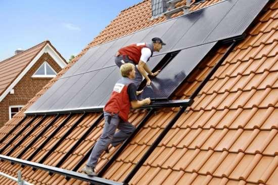 Какое оборудование применяется в солнечных батареях