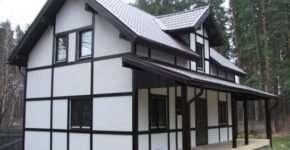 ЧеховХаус – профессиональное строительство домов из разных материалов