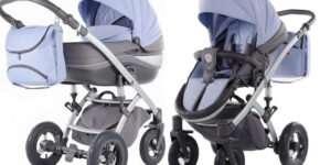 Главные отличия и преимущества детских колясок 2 в 1