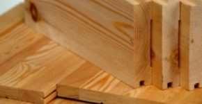 Разнообразие строительных материалов из натуральной древесины