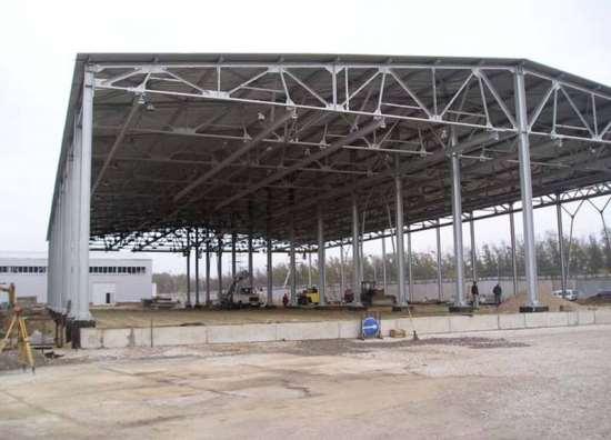 Какие выгоды предусматривает строительство складов