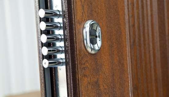 Замок в металлическую дверь своими руками 955